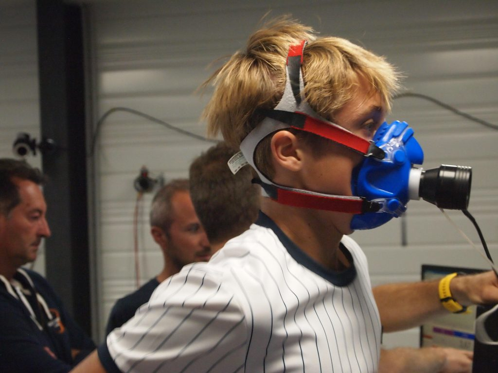 VO2max-test physique